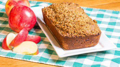 Rosemary-Apple Bread